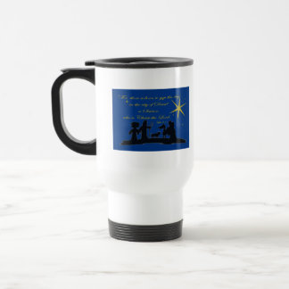 Journey to Bethlehem Coffee Mugs
