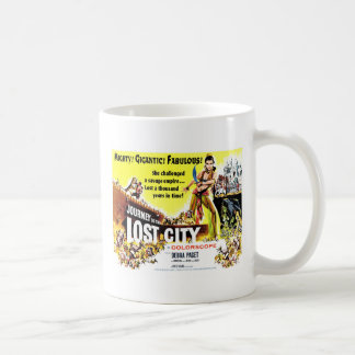 Journey to the Lost City Coffee Mug