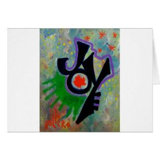 Joy  by Piliero Card
