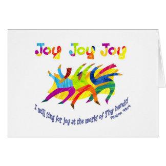 Joy the Card! Card