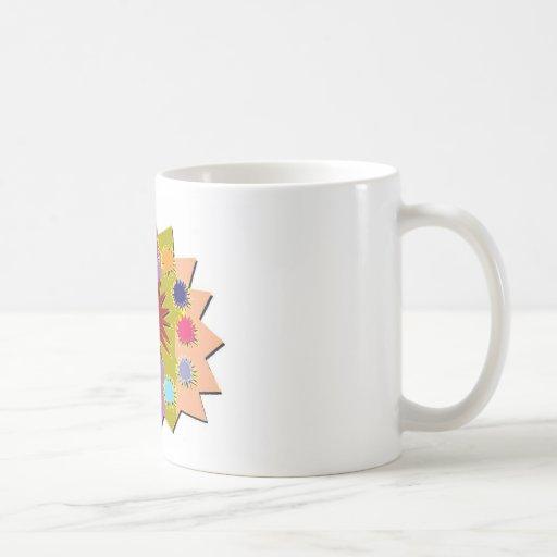 Joyful Kids Color Blasters n Sunflower Formations Mugs