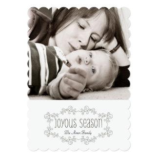 joyous season card