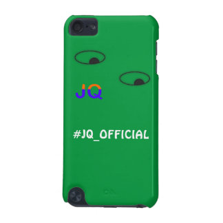 JQ OFFICIAL iPod Touch 5th Generation Case GREEN