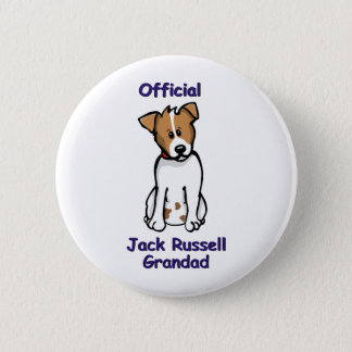 JR Grandad 6 Cm Round Badge