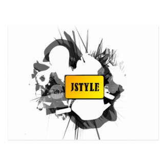 Jstyle! Post Card