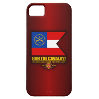 JTC (2nd South Carolina Cavalry) iPhone 5 Cover