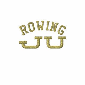 JU, ROWING