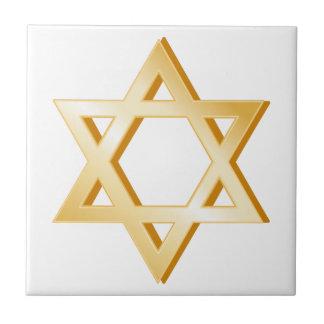 Judaism Symbol Tile