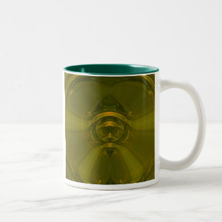 Judge Two-Tone Coffee Mug