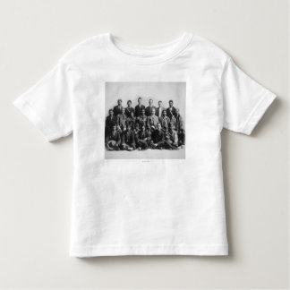 Judge Wickersham and Indian Chiefs Council Toddler T-Shirt