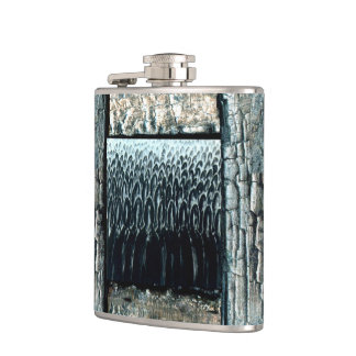Judgment Day Hip Flask