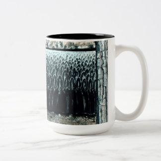 Judgment Day Two-Tone Coffee Mug