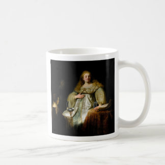 Judith at the banquet of Holofernes by Rembrandt Coffee Mug