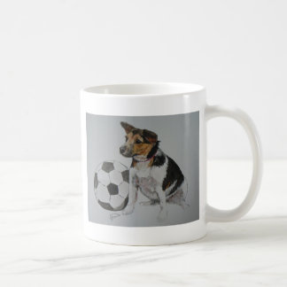 Judith's doggie coffee mug
