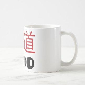 Judo Basic White Mug