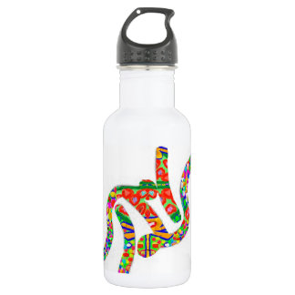 JUDO - Hobby, Exercise, Sports 532 Ml Water Bottle