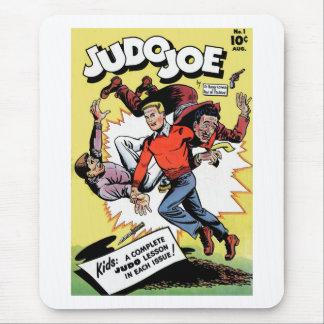Judo Joe Mouse Pad