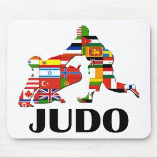 Judo Mouse Pad