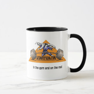 JudoFitness Mug