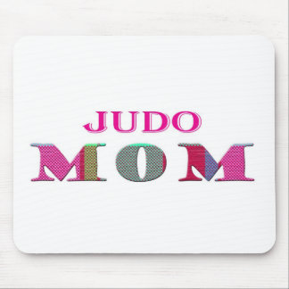 JudoMom Mouse Pad