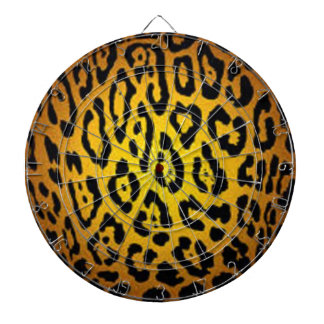 Juicy Jaguar Dartboard
