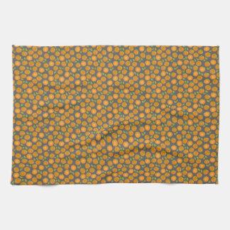 Juicy persimmons towels