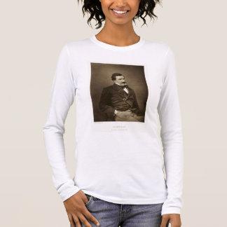 Jules Francois Felix Husson, 'Champfleury' (1821-8 Long Sleeve T-Shirt