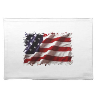 July 4th placemat