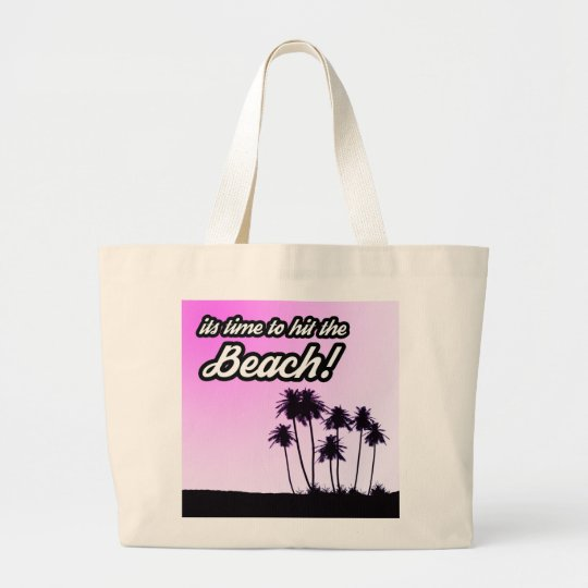 Jumbo Beach Tote bag
