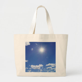 Jumbo Grocery Tote Bag