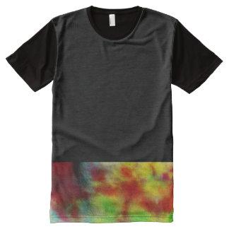 jumpintomyink tie dye bottom All-Over print T-Shirt
