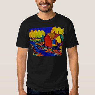 June Waterfall T Shirt