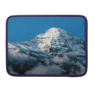 Jungfrau in the Swiss Alps - Macbook Pro Sleeve