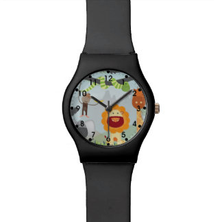 Jungle Animals Fun Watch