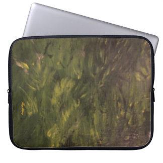 Jungle Foliage. Laptop Sleeve