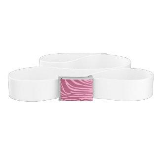 Jungle Pink Belt Buckle