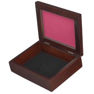 Jungle Pink Keepsake Box