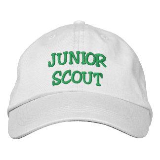 JUNIOR SCOUT BASEBALL CAP