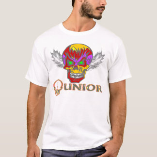 Junior - Skull Wings T-Shirt