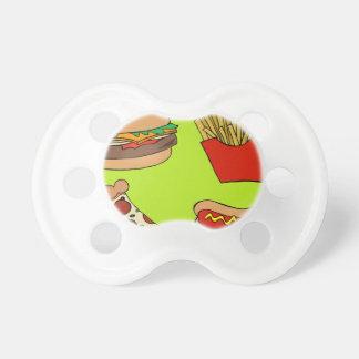Junk food design dummy