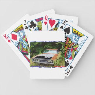 JunkYard Charger Blues Card Deck