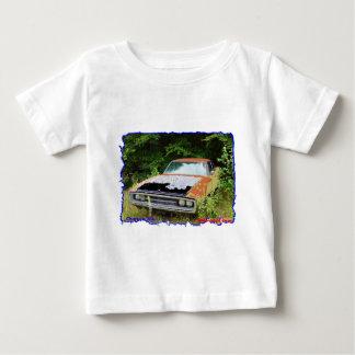 JunkYard Charger Blues T Shirts