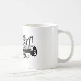 Junkyard Dog W Coffee Mug