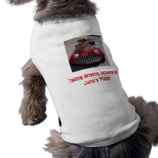 Juno's Driving Lessons Shirt