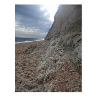 Jurassic Coast in Dorset Postcard