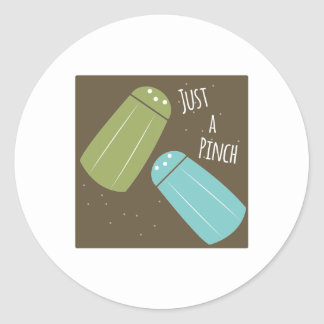 Just A Pinch Stickers