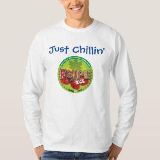 Just Chillin' Fruple Ice Shirt