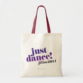 Just Dance - Purple Tote Bag
