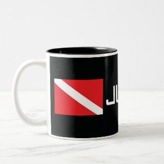 Just Dive Mug