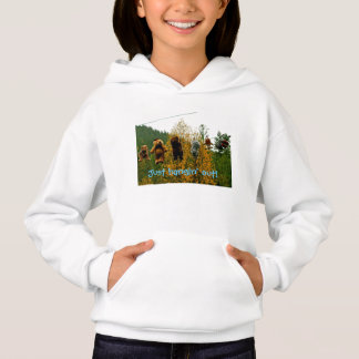 Just Hangin' Out Hoodie